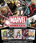 2014 MARVEL UNIVERSE Rittenhouse factory SEALED HOBBY BOX (24 PACKS) w SKETCH