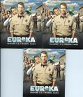 EUREKA Premium Pack 3 Pack Card Lot Autograph Cards 3 Packs