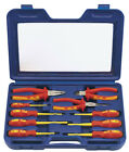Draper 71155  fully insulated pliers and screwdriver set (10 piece)