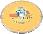 Draper 41856  230 x 22.2mm value segmented diamond blade