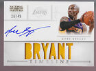 12-13 National Treasures Timeline 6 Jersey Autograph Auto Kobe Bryant 26 49