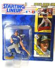 NEW 1993 Jose Canseco Oakland A's Ranger STARTING LINEUP Baseball Figurine Cards