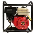 3 Gas Water Pump Semi Trash Pump 65 hp 3 inch inlet outlet NPT NEW Pool Marine
