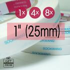 FREE Shipping SooKwang Scor tape Double sided Adhesive tape 125mm x 27yd