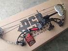2014 UPGRADED PSE CHAOS 30-50LB RTS W/ DROP A WAY REST COMPOUND BOW PACKAGE