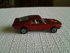 1968 Hot Wheels, REDLINE RED CUSTOM MUSTANG,EXCELLENT CONDITION, SHIPS FREE