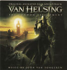 Van Helsing:The London Assignment-2004-Original Movie Soundtrack-16 Track-CD