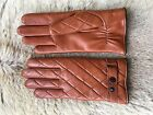 Men's Winter Leather Gloves - Limited Edition -2014 Model -All Colors -All Size