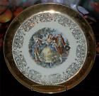 22 K Warrented SABIN Collector Plate