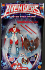 Avengers United They Stand Falcon action figure MIP Toy Biz 1999