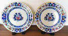 Pair of Minton Plates in Pattern