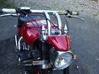 YAMAHA ROADSTAR WARRIOR CHROME FORK TOP SPIKES spike xv1700 road star custom