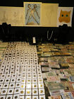 BIG ESTATE Lot Gold Silver Roman Medieval Coins Set Dali Warhol Art COLLECTION