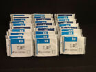 Lot of 30 Genuine HP 11 Cyan Magenta Yellow Ink Cartridges C4836A C4837A C4838A