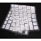 1pcs Silicone Keyboard Case Cover Skin For Apple Macbook Pro 13 15 17 Air Retina