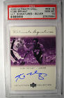 2000 Ultimate Collection Silver Kobe Bryant - PSA 10 - RARE Signed Auto Card