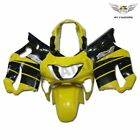 Fairing Injection Yellow Black Bodywork Fit For Honda 1999 2000 CBR 600 F4 aAA