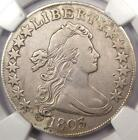 1803 Draped Bust Half Dollar 50C - NGC XF Details - Rare Date Certified Coin