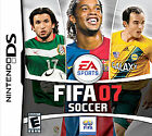 FIFA Soccer 07 Nintendo DS Cartridge Only