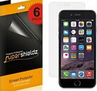 6X Supershieldz HD Clear Screen Protector Shield Saver For Apple iPhone 6 4.7