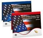 2013 US Mint Uncirculated Coin Set Lowest mintage since 1961