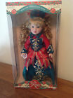 VICTORIAN ROSE COLLECTION HOLIDAY EDITION (NEW IN BOX) NEVER REMOVED FROM BOX