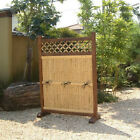 The Bamboo Fence for the Garden
