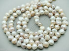 Free Shipping 7-8mm Natural White Pink Purple Multicolor Akoya Pearl Necklace