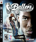 NBA Ballers: Chosen One  (Sony Playstation 3, 2008)