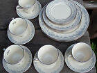 LENOX PLATES SAUCERS CUPS LOT GOOD SHAPE !!