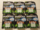 24 DURACELL RECHARGEABLE   AA  6-4 Packs..Brand New Factory Sealed !!!!