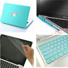 4in1 Tifany Blue Rubberized Opaque Hard Case Cover Skin for Macbook Air 13.3''