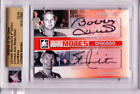 BOBBY HULL STAN MIKITA AUTO MATES ITG ULTIMATE 9TH Edition CHICAGO BLACKHAWKS