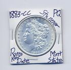 1883-CC Morgan Silver Dollar BU Gem Rare Key Date Uncirculated MS US Mint Coin