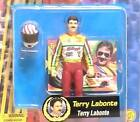 1998 NASCAR Superstars of racing # 5 Terry LABONTE (FIGURE and CARD) Mint  NEW