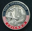 US customs & Border Protection Chicago Fields Operation Challenge Coin Medal