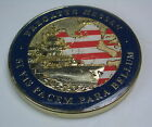 Air Defender Force  Fregatte Hessen  Challenge Coin Medal