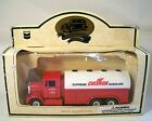 CHEVRON 1937 SIX WHEEL REFINED OIL TRUCK Days Gone Die Cast Metal Replica NIB