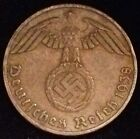WW2 COIN World War 2 Nazi Rare Army Old Eagle Swastika Art Coin Vintage Antique