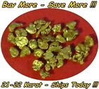 .255 GRAM REAL GOLD NATURAL RAW PANNED ALASKAN ALASKA PLACER NUGGET FLAKE FINES