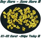 .520 GRAM REAL ALASKA PANNED GOLD NATURAL RAW ALASKAN PLACER NUGGET FLAKE FINES
