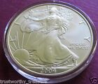 2004 Silver AMERICAN EAGLE 1 troy oz 999 BU and comes in airtite