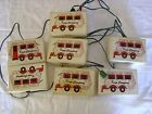 Vintage Blow Mold Keep Camping  Party String Lights RV Camper Patio One String