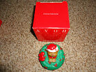 Avon - Gift Collection - Christmas Teddy Candle