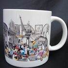 Disneyland Paris Mug Exclusice Disney Coffee Cup MIJ Mickey Minnie Goofy Donald