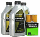 1991 Kawsaki ZR550-B2 (Zephyr)   Full Synthetic Oil Change Kit