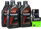 2006 KAWASAKI VULCAN 1600 MEAN STREAK OIL CHANGE KIT