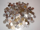CCA.300 PIECES /2LBS/WORLDWIDE COINS LOT MOSTLY FROM EUROPE COLLECTION N:4