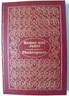 Easton Press ROMEO AND JULIET by William Shakespeare LEATHER RARE Edition