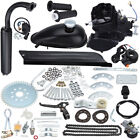 49cc 50cc 2 Stroke Motor Engine Kit Gas for Motorized Bicycle Bike Black